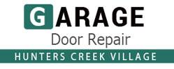 Garage Door Repair Hunters Creek Village